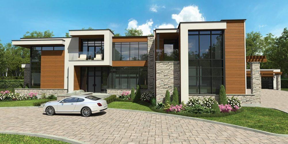 Maisons de luxe personnalisées - Domicil