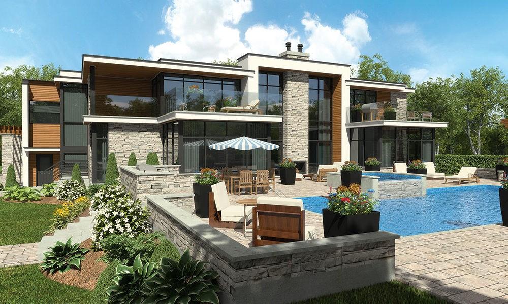Maison de luxe - Domicil