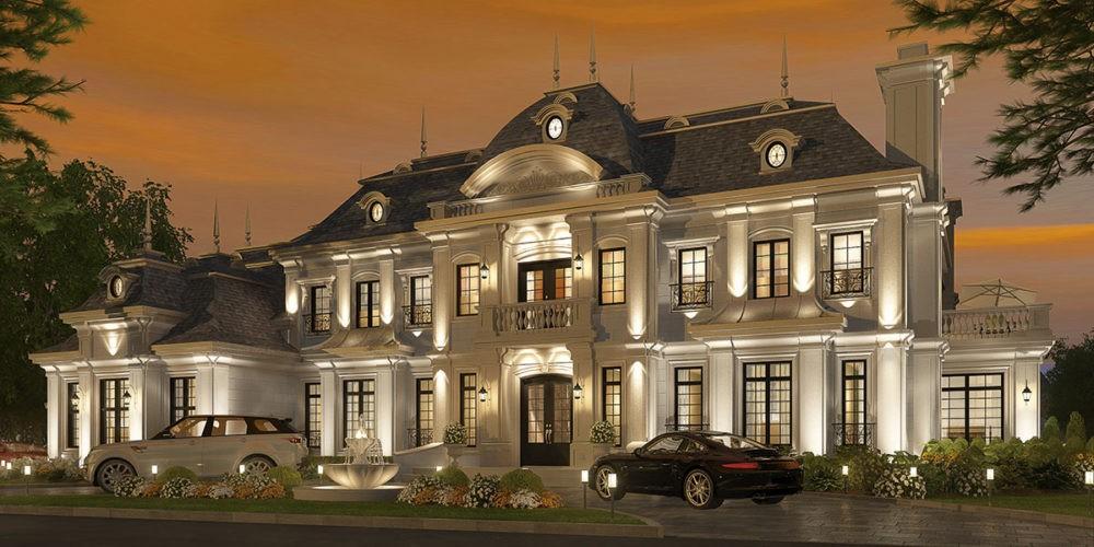 Projet immobilier – Maison de prestige – Domicil