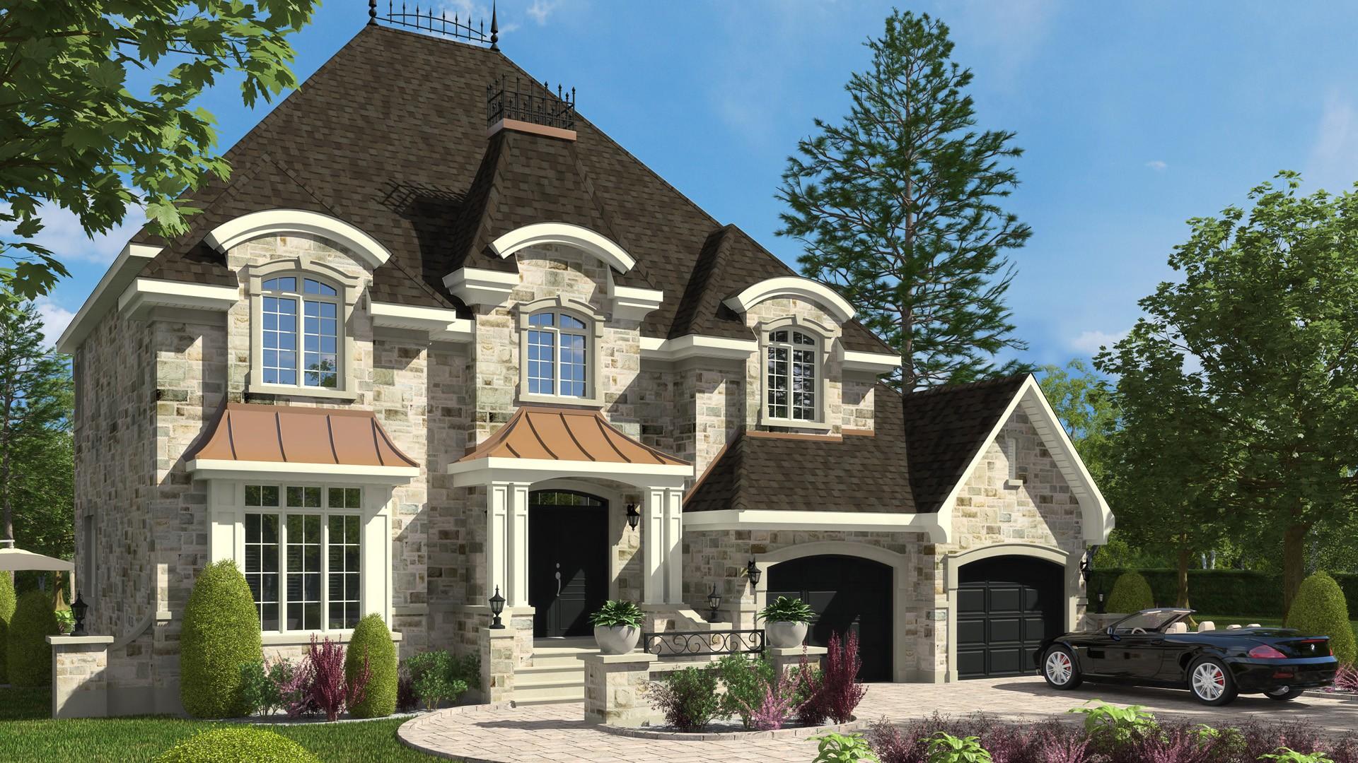Cottage_Chateaux_Baccara_maison de prestige_Domicil