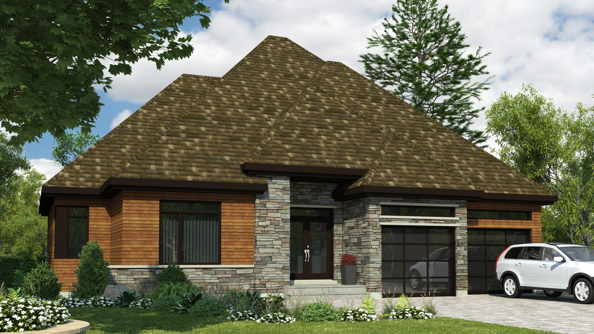 Contemporary Cottage_Altamer_Domicil