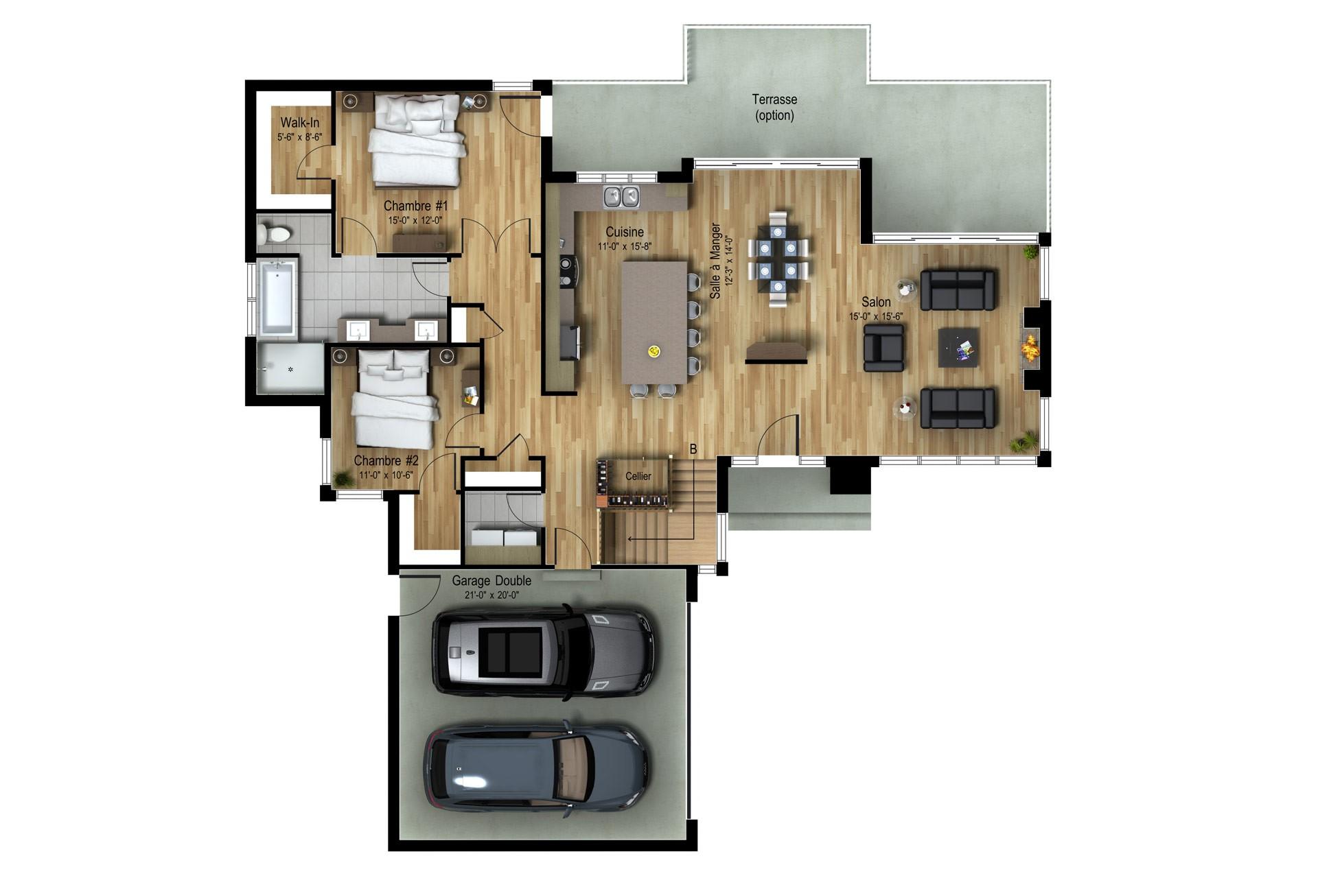 Contemporain-Organique_VOSGES_Sec-Plan maison de prestige_Domicil
