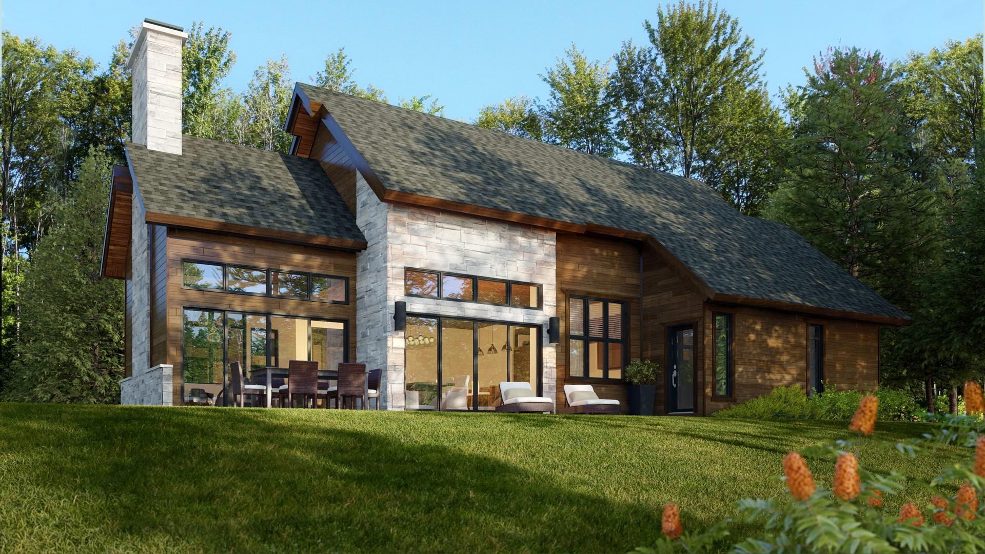 Nordique_ST-SAUVEUR_maison de prestige_Domicil