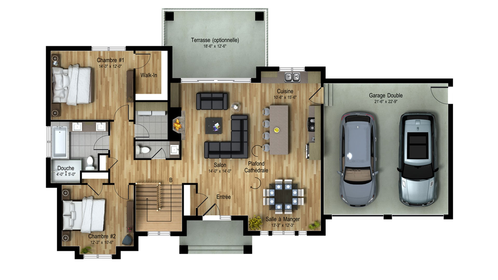 Le Morin-Heights_Luxury home plan_Domicil