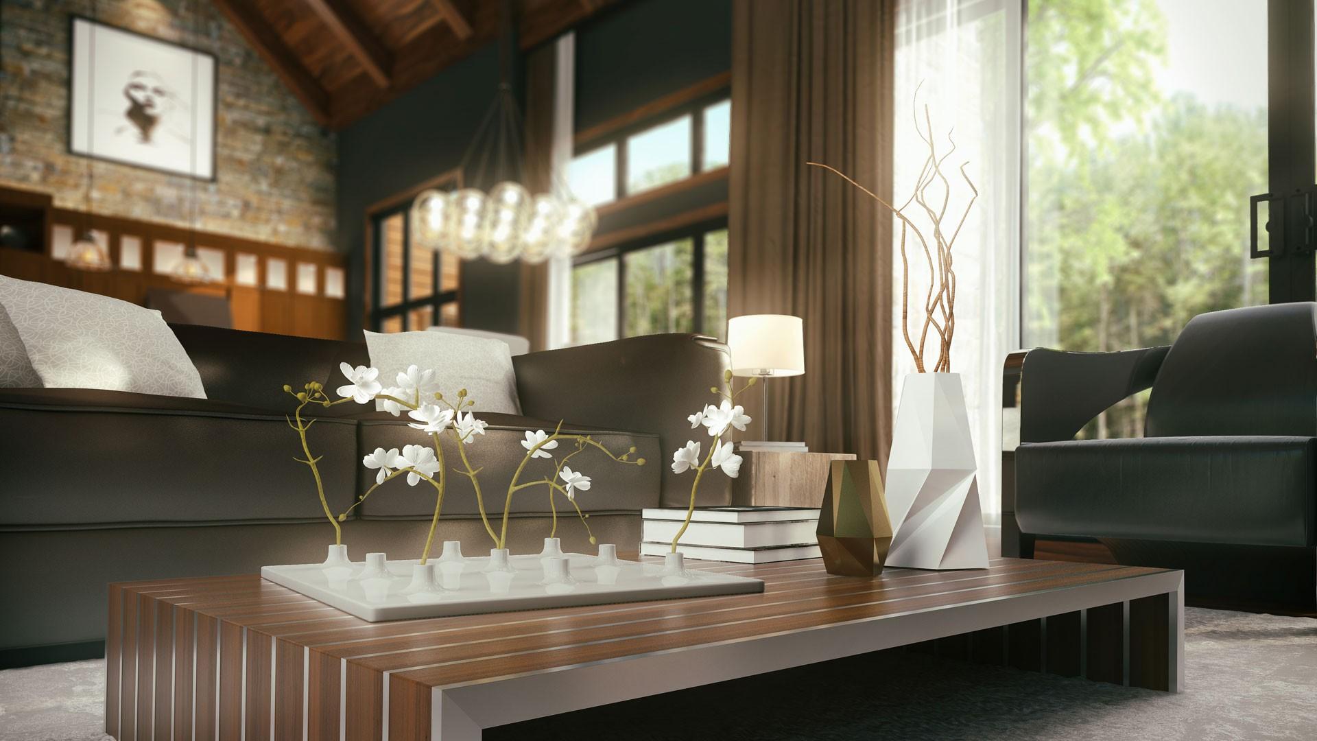 Le Saint-Sauveur_Luxury home plan_Domicil