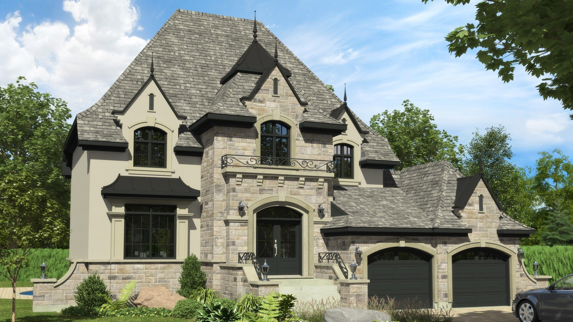 Cottage_Chateaux_Chateaubourg_maison de prestige_Domicil