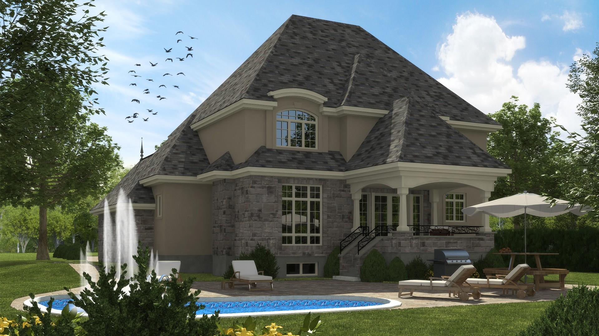 Cottage_Chateaux_Chateauneuf_Maison de prestige_Domicil