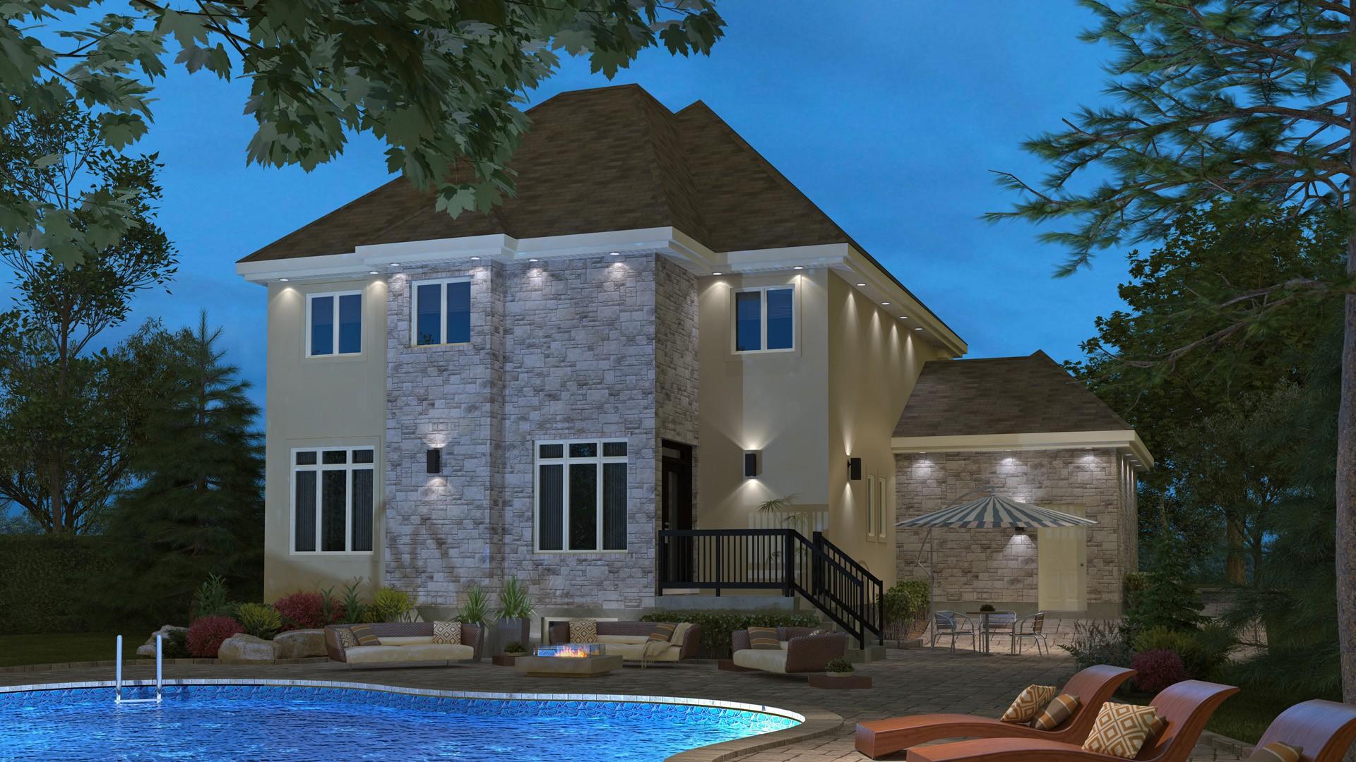 Contemporary Cottage_Sunbury_Luxury Home_Domicilde prestige_Domicil