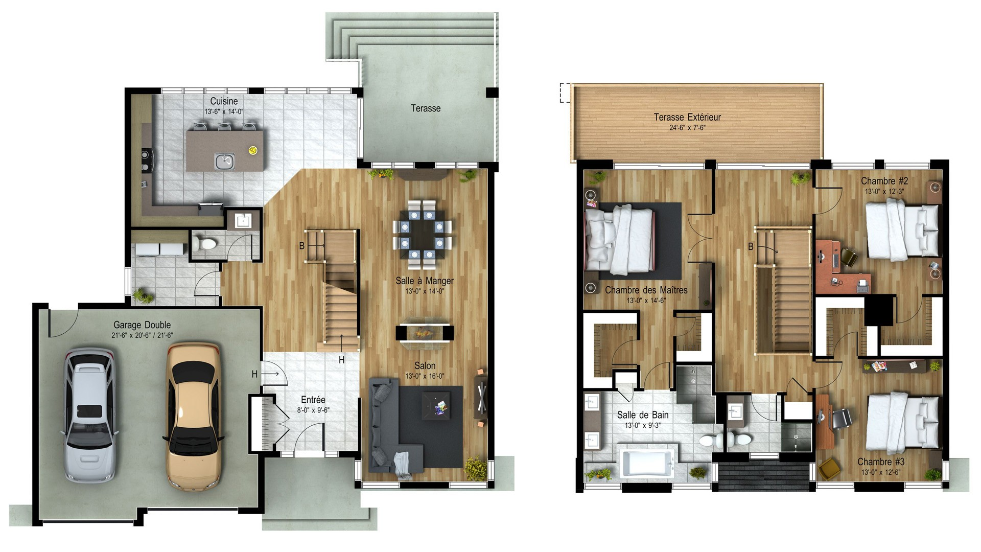 Contemporary Cottage_Trinity_Luxury Home Plan_Domicil