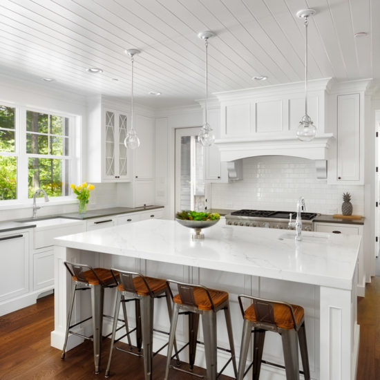 Custom kitchen – Luxury contractor – Domicil