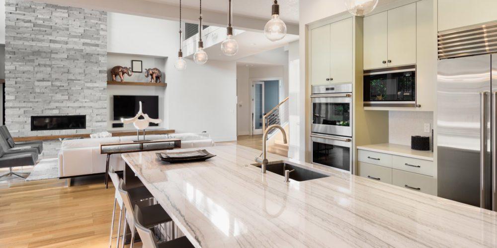 Luxury kitchen - Luxury Home - Domicil