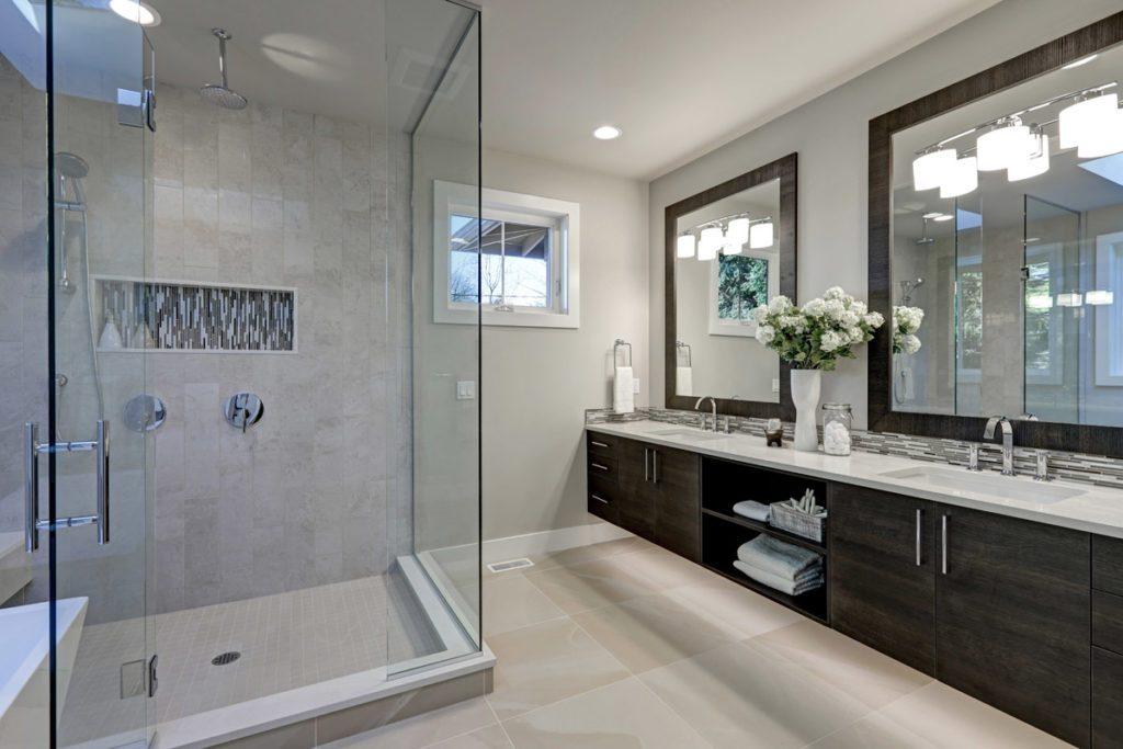 _Salle de bain - Plan de maison de prestige - Domicil