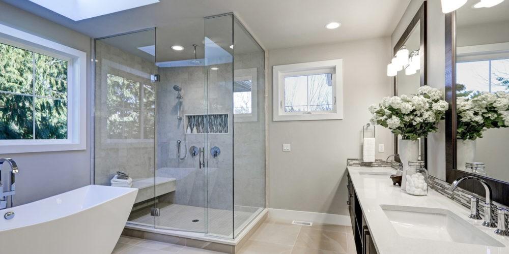 Salle de bain - Plan de maison de prestige - Domicil