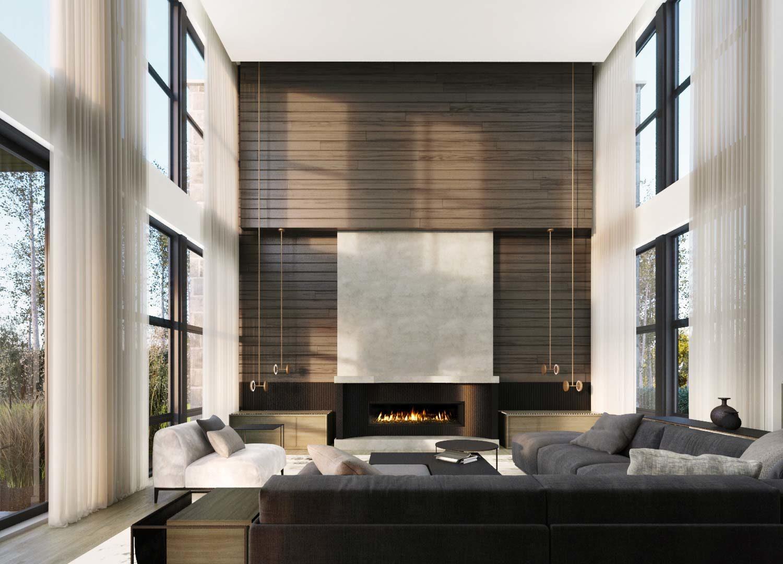 Faîte-Boisé – Luxury home – Domicil