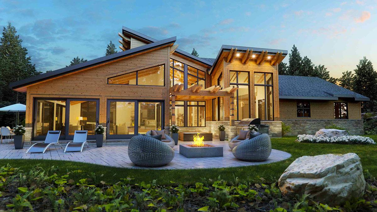 Le Mont-Gabriel - Luxury Home - Domicil