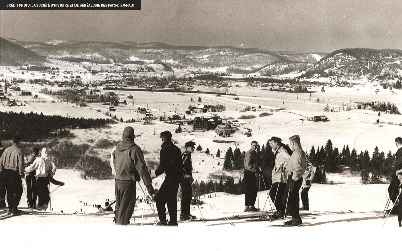 Habiter Saint-Sauveur Montagne historique – Blogue – Domicil