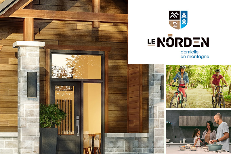 Domicil | Le Norden | Semi-detached homes